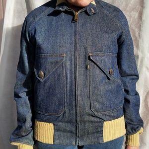 EUC Levi's bomber jacket vintage 70s